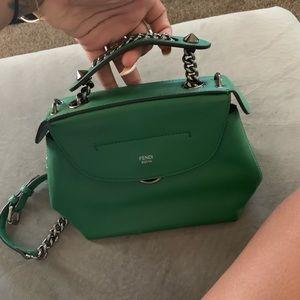 Green Fendi Bag